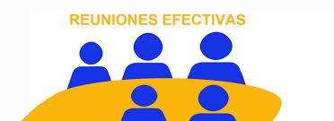 reuniónes efectivas