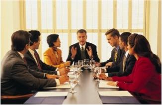 Reunión tradicional